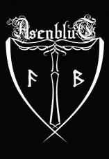 Asenblut Logo (Posterflag)