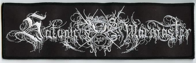 Satanic Warmaster – Logo (Patch)