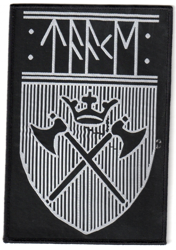 Taake - Logo Shield (Patch)