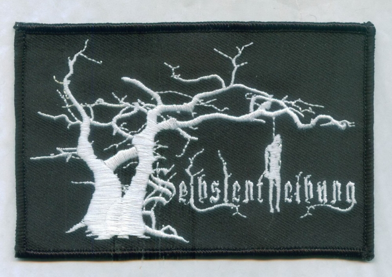 Selbstentleibung - Logo (Patch)