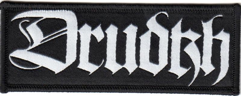 Drudkh - Logo (Patch)