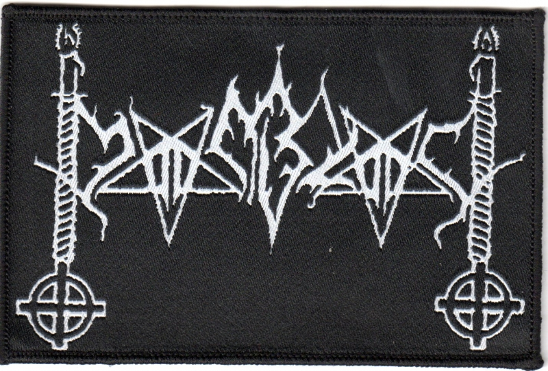 Moonblood - Logo (Patch)