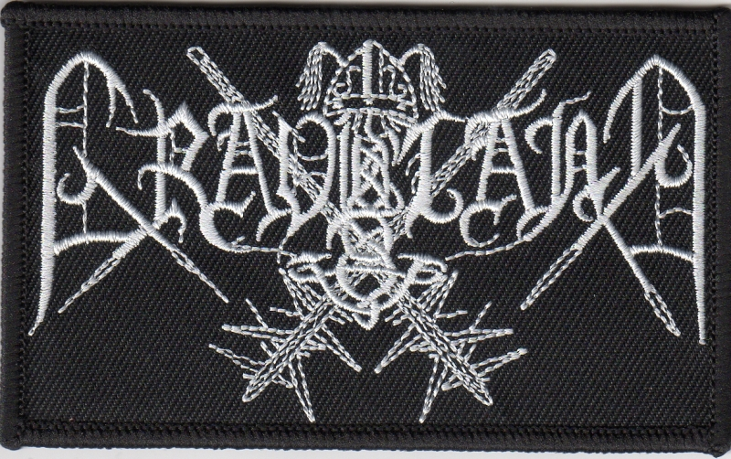 Graveland - Logo (Patch)