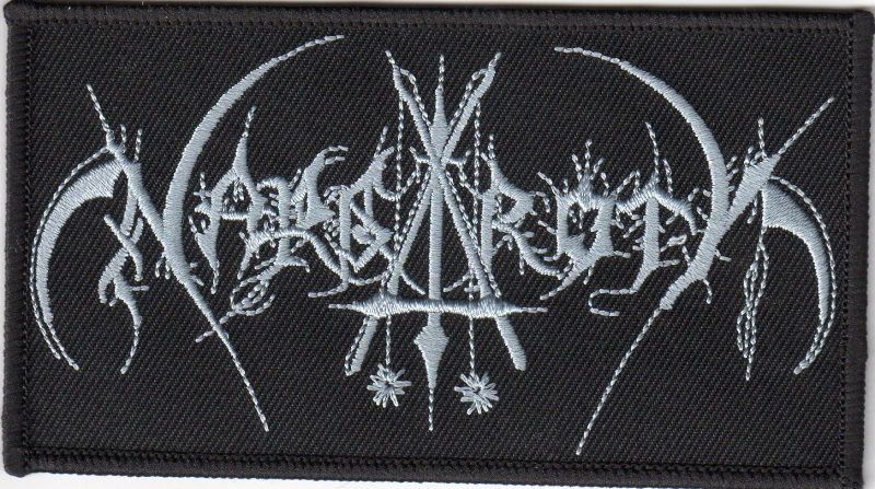 Nargaroth - Logo (Patch)