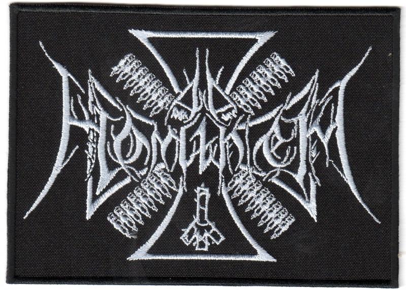 Ad Hominem - Logo (Patch)