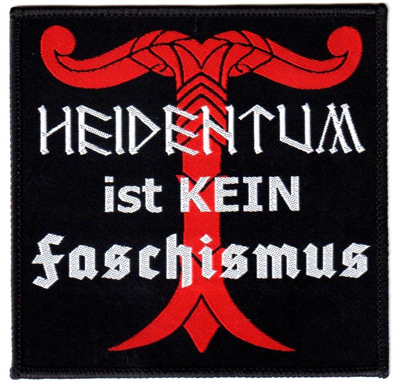 Heidentum ist kein Faschismus (Patch)