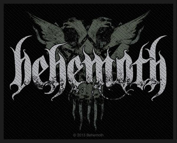 Behemoth - Logo (Patch)