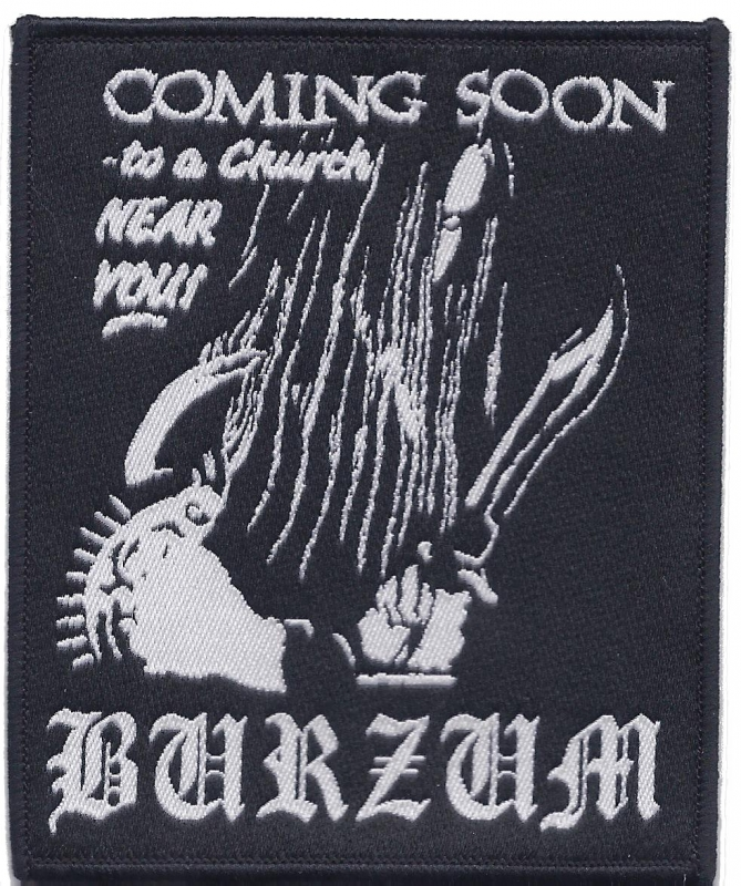 Burzum - Coming soon (Patch)
