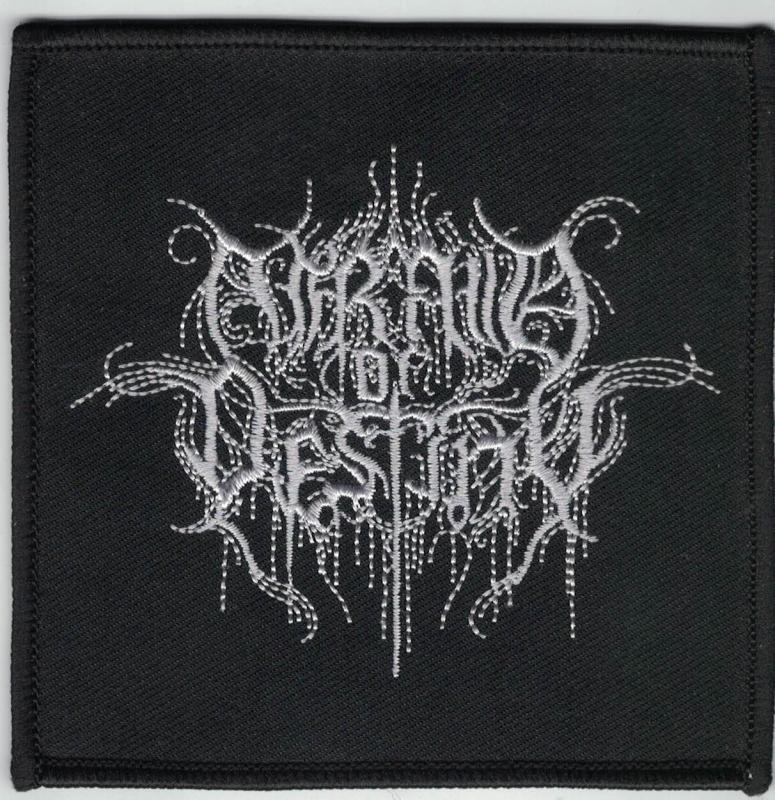 Afraid Of Destiny - Logo (Patch)