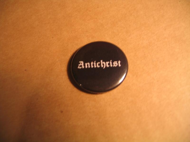 Antichrist (Button)