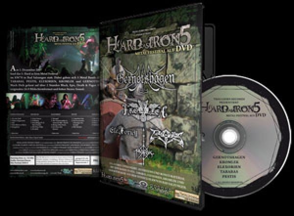 Hard as Iron Festival 2007 DVD