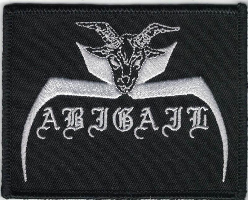Abigail - Logo (Patch)