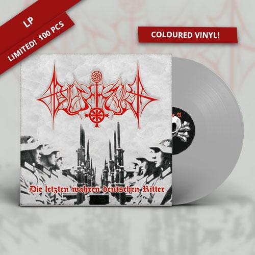 Blutkult – Die letzten wahren deutschen Ritter Gatefold 2-LP (silver)