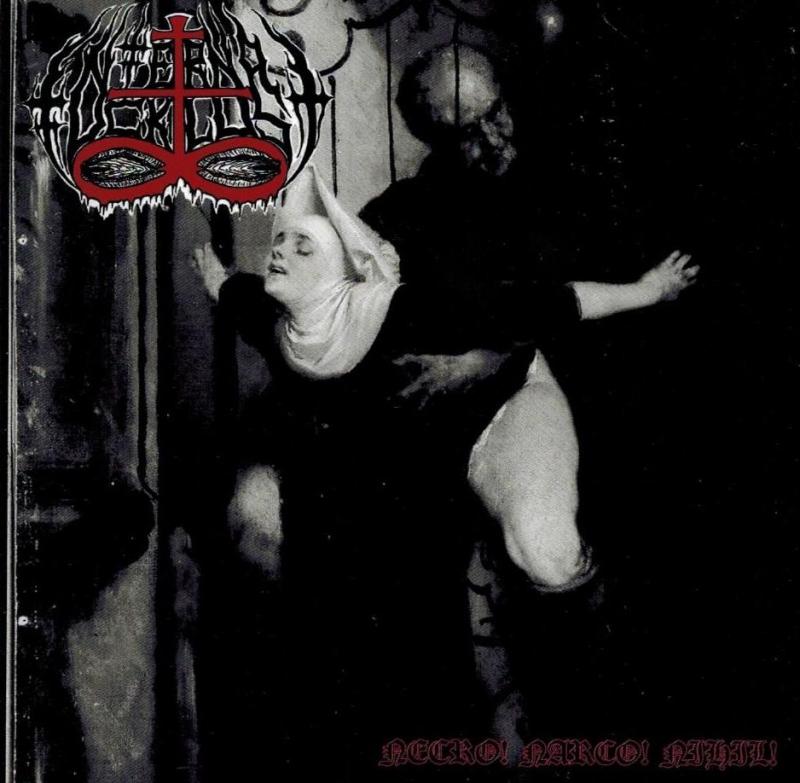 Infernal Fucklust - Necro! Narco! Nihil! CD