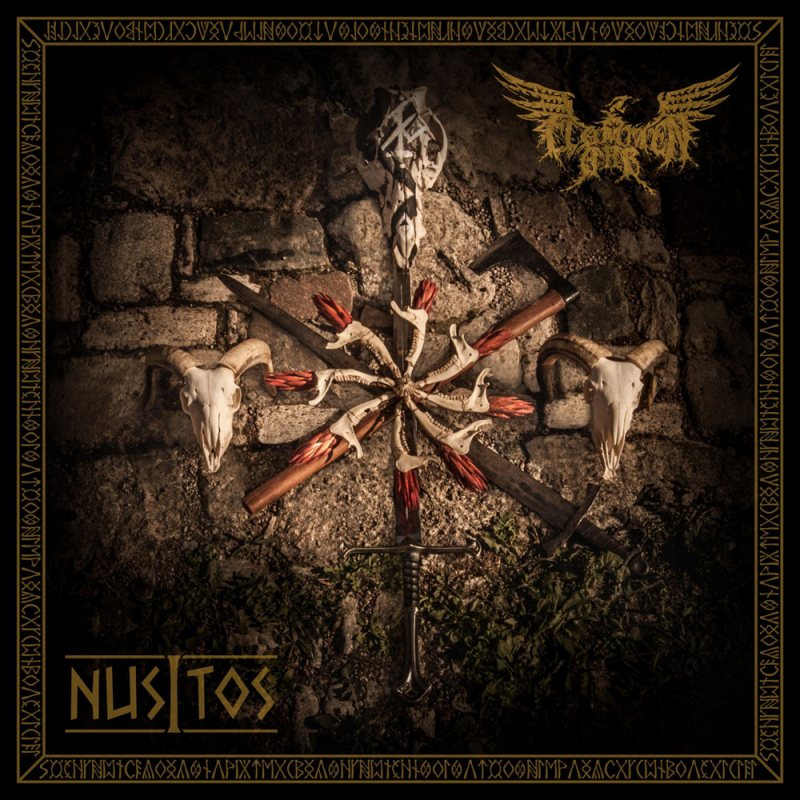 Flammenaar - Nusitos CD