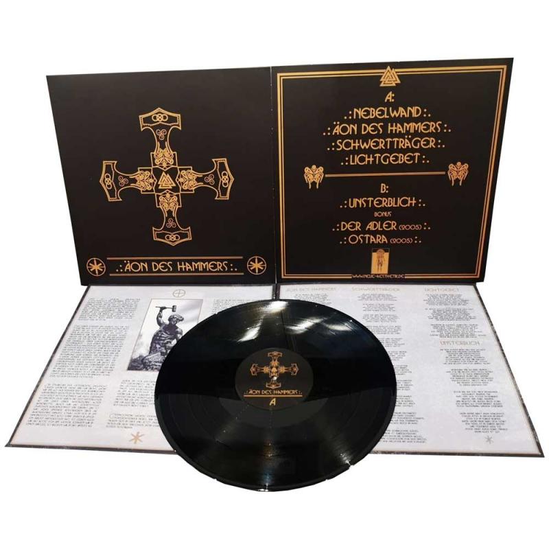 Halgadom - Äon des Hammers LP