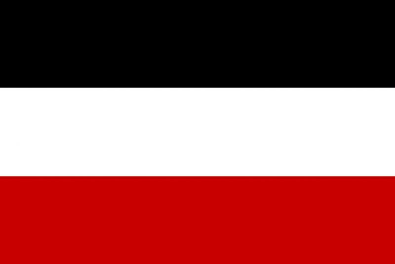 LÄNDERFAHNE / KAISERREICH