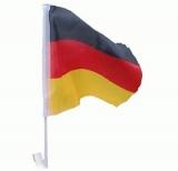 Deutschland Autoflagge