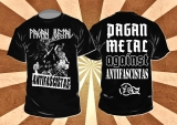 Pagan Metal against Antifascistas (T-Shirt)
