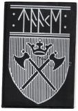 Taake - Logo Shield (Aufnäher)