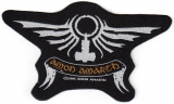 Amon Amarth - Crest Cut-Out (Aufnäher)