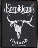 Korpiklaani - Finland (Patch)