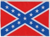 Südstaaten Flagge (Patch)