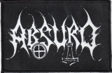 Absurd - Logo (Patch)