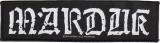 Marduk - Logo (Patch)