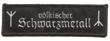 völkischer Schwarzmetall (Patch)