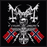 Mayhem - Coat of Arms (Patch)