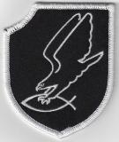 Adler greift Fisch - Wappen (Patch)