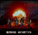 Rajam - Burning Antarctica CD