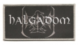 Halgadom - Logo (Patch)
