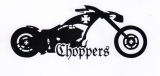 Choppers (Car Sticker)