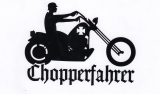 Chopperfahrer (Car Sticker)