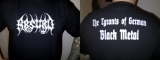 Absurd - The Tyrants of German Black Metal  (T-Shirt)