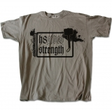 H8 gives strength (T-Shirt)