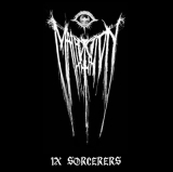Malediction - IX Sorcerers CD