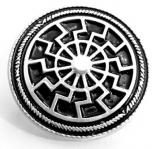 Black Sun Silver (Concho)