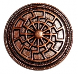 Black Sun Antique copper (Concho)