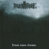 Raven Throne - As the shadow through death CD
