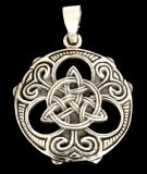 Celtic Triad (Kettenanhänger)