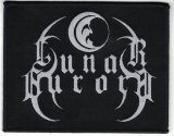 Lunar Aurora - Logo (Patch)