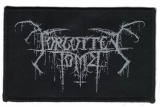Forgotten Tomb - Logo (Patch)