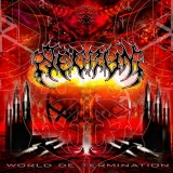 Redrum - World De Termination CD