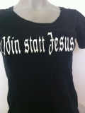 Odin statt Jesus (Girly-Shirt)