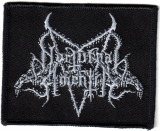 Nocturnal Amentia - Logo (Patch)