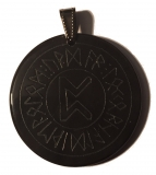 Happiness rune (Pendant from Horn)
