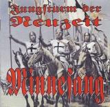 Minnesang - Jungsturm der Neuzeit CD
